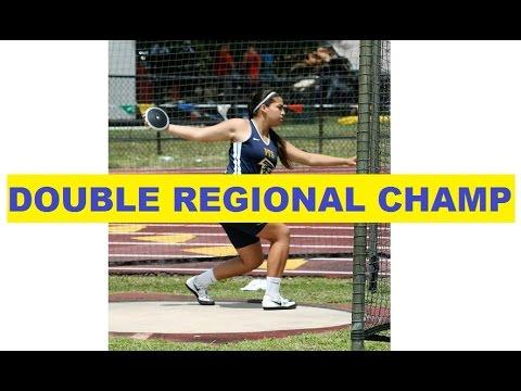 Sofia Iglesias, Palmer Trinity School - 2016 Double Regional Champion