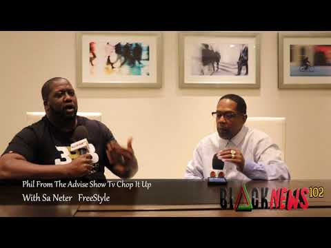 Phil From The Advise Show Tv Chop It Up