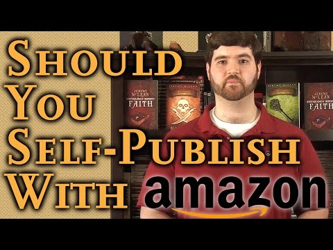 Things You Need to Know Before Self-Publishing With Amazon: Simple Self-Publishing Part 1