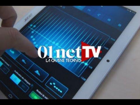 test de l acer iconia tab 10 une tablette android au bon. Black Bedroom Furniture Sets. Home Design Ideas