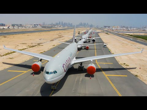 Managing our fleet during challenging times | Qatar Airways