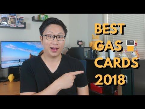 Best GAS Cards For Cash Back 2018