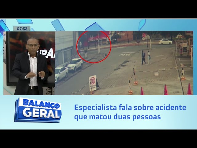 Segurança: Especialista fala sobre acidente que matou duas pessoas na Avenida Fernandes Lima