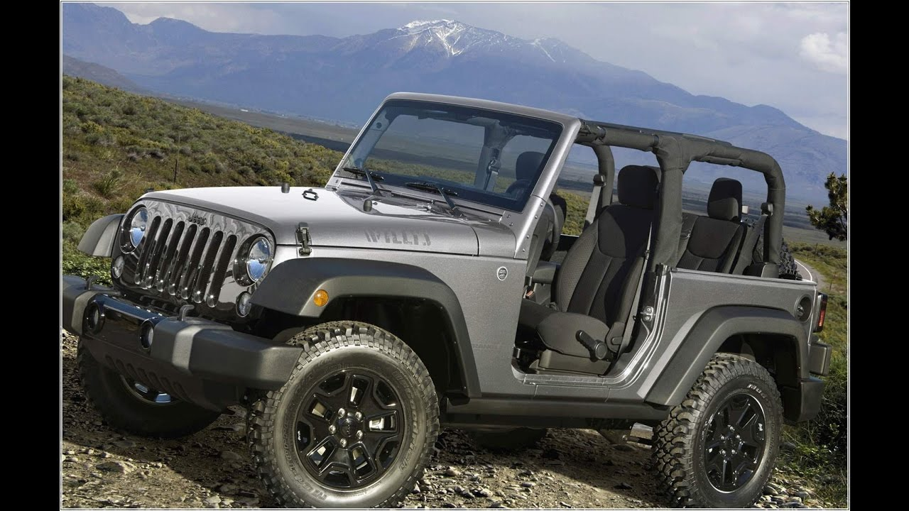 2016 Jeep Wrangler Willys Wheeler 2 Door
