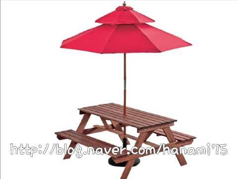 [노아디자인가구] 야외에 두고 쓰면 더욱 좋은 야외테이블의자 ...