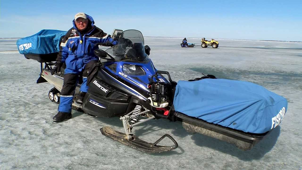 Fishing Tip Rigging Up For Ice Fishing Success The
