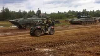 Армия 2016. Продолжение подготовки