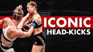 The 10 Most Iconic Head Kicks in MMA History