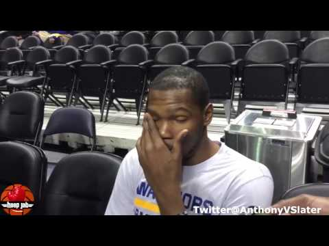 Kevin Durant On The NBA Players Crazy All Star Voting. HoopJab NBA