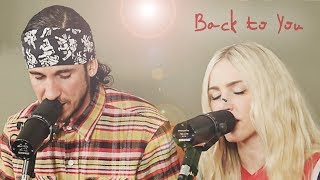 Back To You - Walk off the Earth (Selena Gomez Cover)