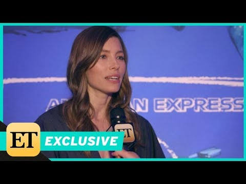 Jessica Biel on How She Balances Her Career and Personal Life Exclusive