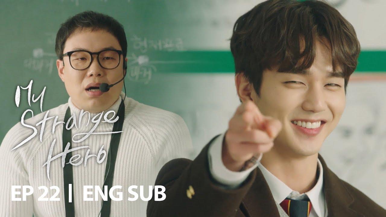 "Download Yoo Seung Ho ""I am a son? I am the sun!"" [My Strange Hero Ep 22]"
