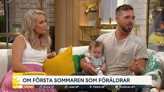 """""""Hon kommer ut och hon andas inte"""" - Nyhetsmorgon (TV4)"""