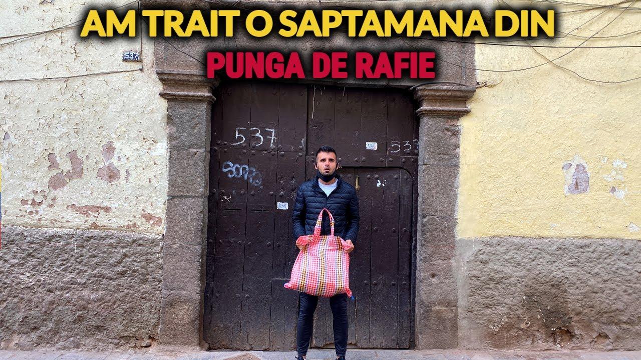 EXPERIMENT in PERU : CUM AM TRAIT 7 ZILE CU 800 DE LEI ? (Cazare, mancare, absolut tot)