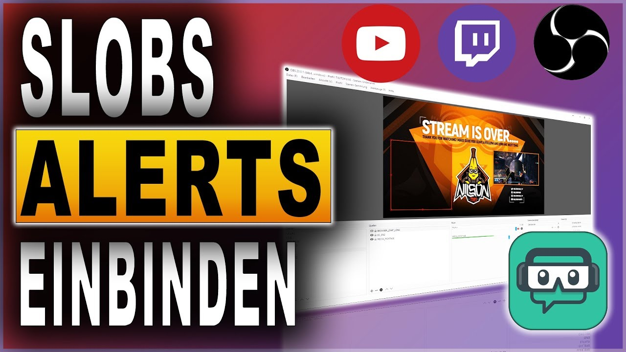 Tipeeestream mit Streamlabs verbinden  Tutorial 9 - YouTube