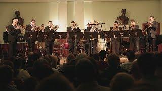 Bruckner: Adagio from Symphony No.7 (excerpt) - Szeged Trombone Ensemble