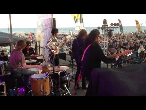 Mystic Braves powow with thousands on the Santa Monica Pier 8.21.14
