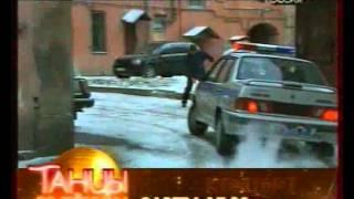 "ВАЗ-2115  в сериале ""Гаишники"" (2008)"