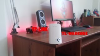 TP-LINK 300Mbps WiFi Range Extender TL-WA850RE | Unboxing & Review + Test!