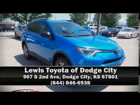 2018 Toyota RAV4 For Sale At Lewis Toyota In Dodge City