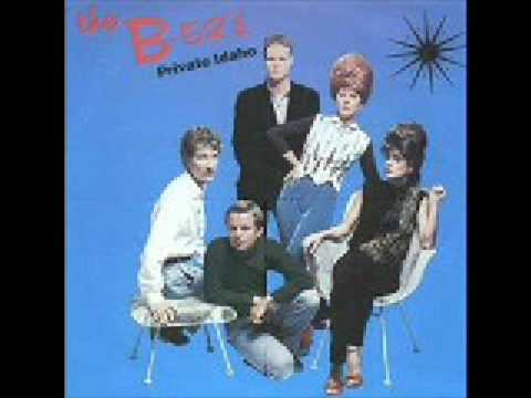 The B52s  Private Idaho