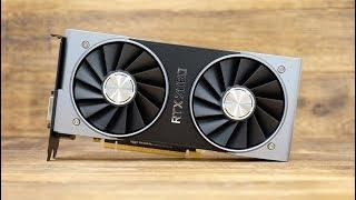 مراجعة لكرت الشاشة NVIDIA GeForce RTX 2060