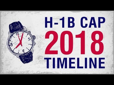 H1B Visa 2018 Timeline for Successful H1B Filing