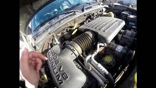 Внедорожник Dodge Durango на продаже всего за 255 000 рублей