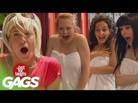 Perverted People Pranks - Best of Just For Laughs Gags