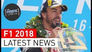 WEEKLY FORMULA 1 NEWS (19 JUNE 2018)