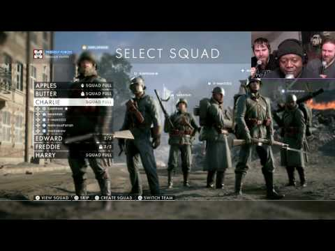 Combat Veteran plays Battlefield 1 for the first time