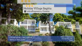Croatia Beach Holidays | All Inclusive Holidays | Super Escapes Travel