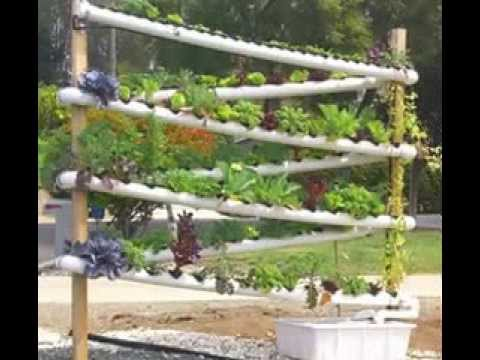 BEST HYDROPONIC SYSTEM   The ULTIMATE Hydroponic System Growing Over 100  Plants In 10 Sq Feet   YouTube