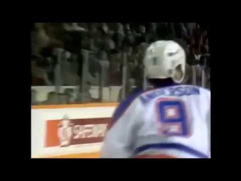 Wayne Gretzky, Mark Messier and the edmonton oilers dynasty part 1