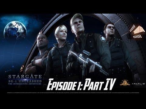 Stargate SG-1: Unleashed Ep 1 - Universal - Walkthrough - Part IV