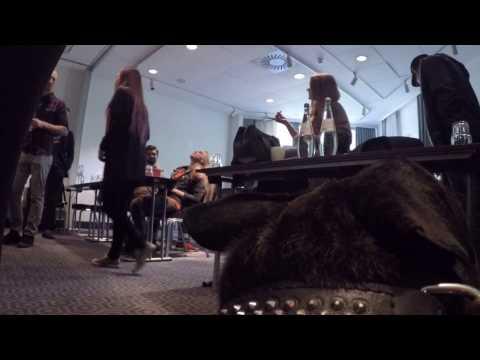 Wilson the dog - PENTA PR Event in Berlin - Uncut