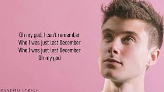 Alec Benjamin - Oh My God Lyrics