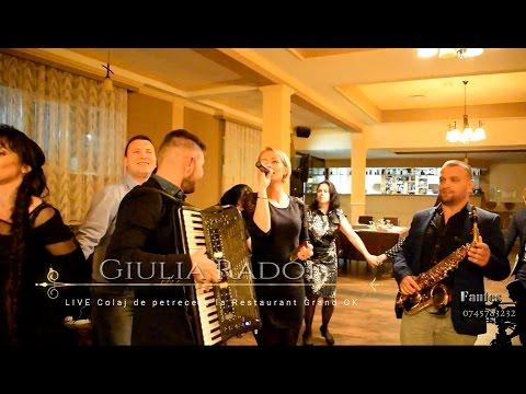 Giulia Radoi Colaj Sarbe LIVE Restaurant Grand OK