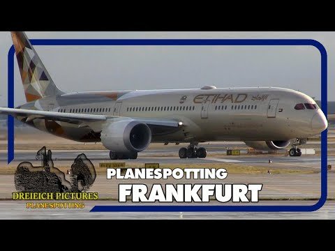 Planespotting Frankfurt Airport | Januar 2018 | Teil 2