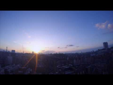 Sunrise time lapse in Mayfair