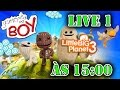Live Little Big Planet 3 - PS4 - Playstation 4