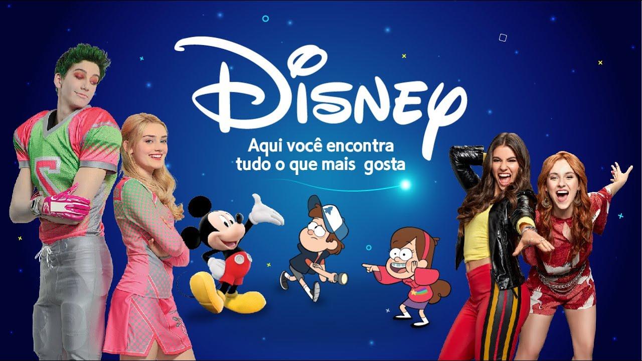 Disney: A casa onde você encontra tudo o que mais gosta