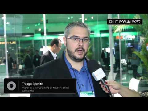Thiago Sposito Diretor De Desenvolvimento De Novos Negócios  - Palo Alto