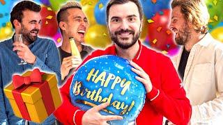 On offre des cadeaux trop cool à Benjamin pour son anniversaire !