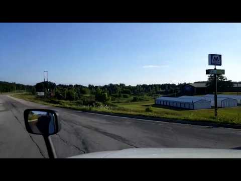 BigRigTravels LIVE! Angola,  Indiana to New Boston, Michigan- Interstate 69 & 94-August 5, 2017