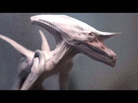 10 More XENOMORPH CREATURES...