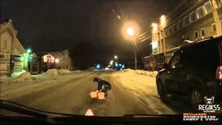 Ремонт дороги по-Омски: «дорожная фея»