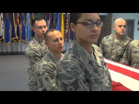 Peterson Air Force Base Honor Guard