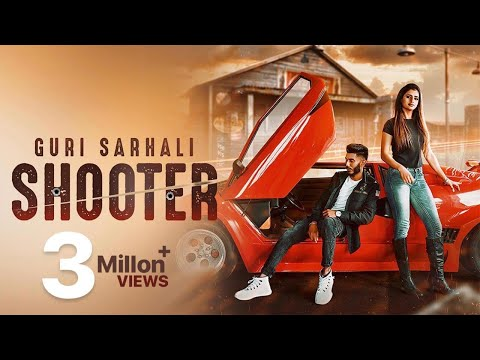 SHOOTER : GURI SARHALI (Official Video) Harry Jordan | New  Songs 2018 | Bandookh Records