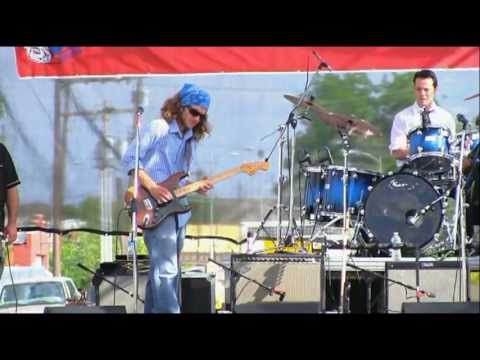 Blues Festival 2013  Jonathan Matthews Band